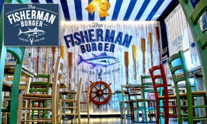 Coupon AperiFish per 2 persone da Fisherman Burger!
